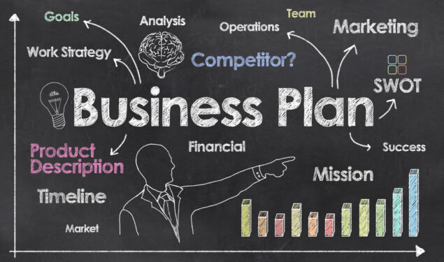 5 Software to Help You with Your Business Plan